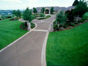residential landscaping in Beaverton Oregon