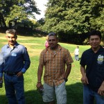 Isidoro, Gustavo and Isaias