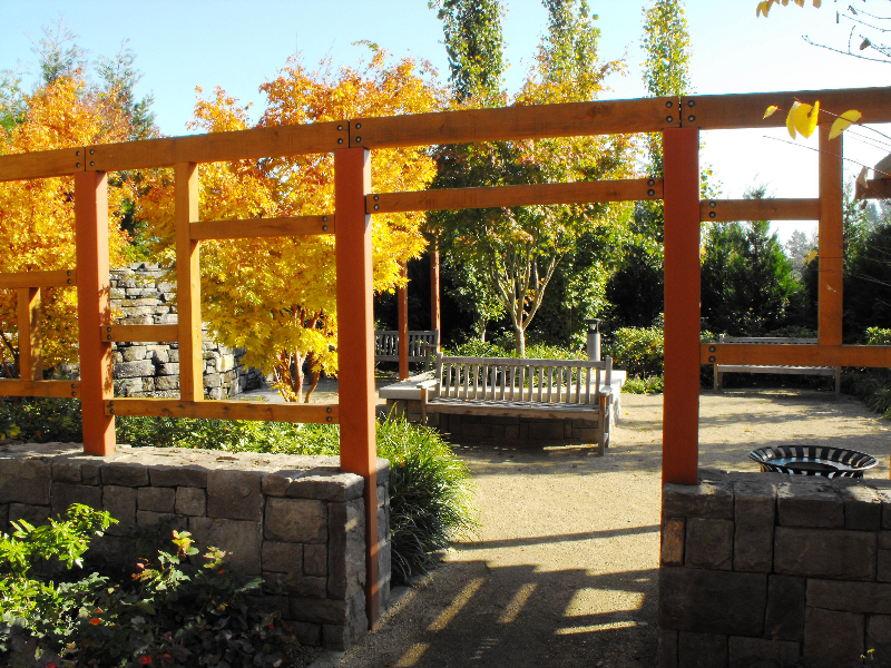 DeSantis Prayer Garden