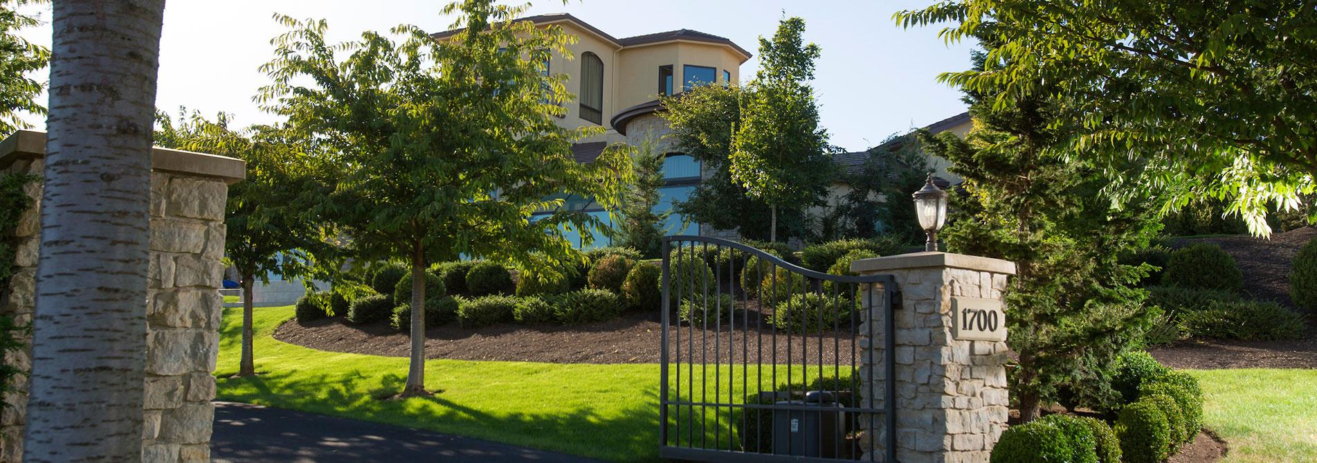 Slide 9 – Carey Estate Residential Landscaping