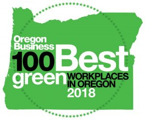 DeSantis Landscapes Named 100 Best Green Workplaces in Oregon 2018
