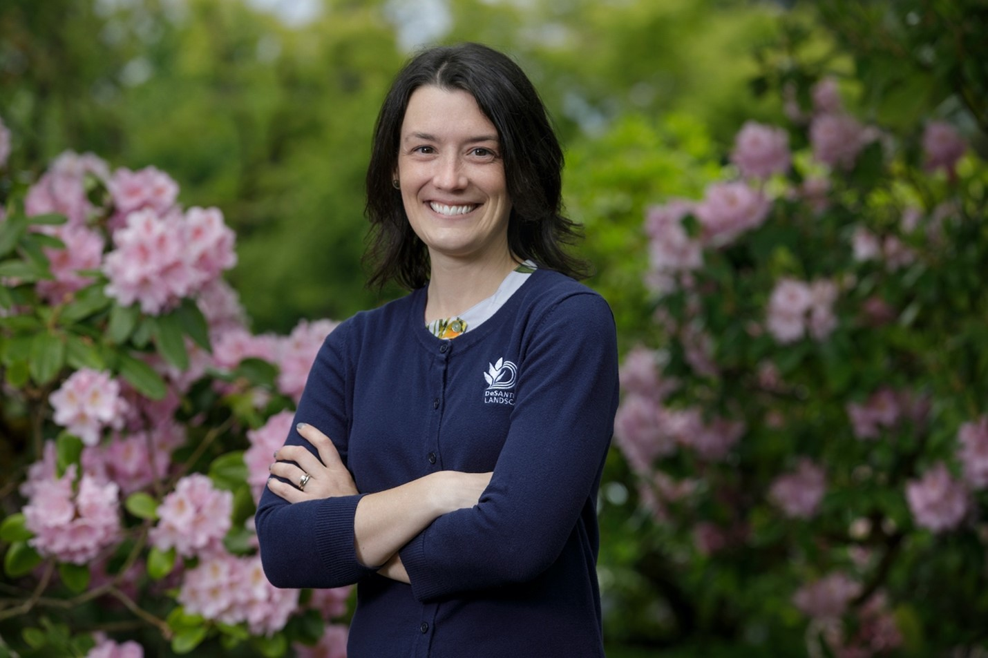 DeSantis Landscapes Promotes Horticulturist Laura House to Regional Manager